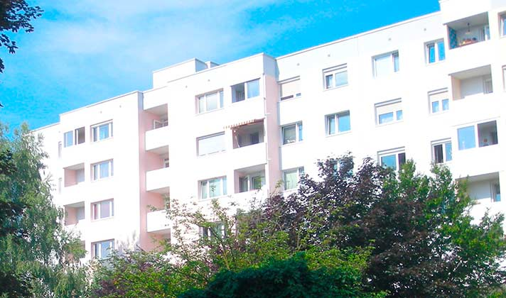 Galvanistraße 4, 18-22