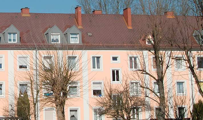 Simonystraße 1-9, 11-13, 15, 41