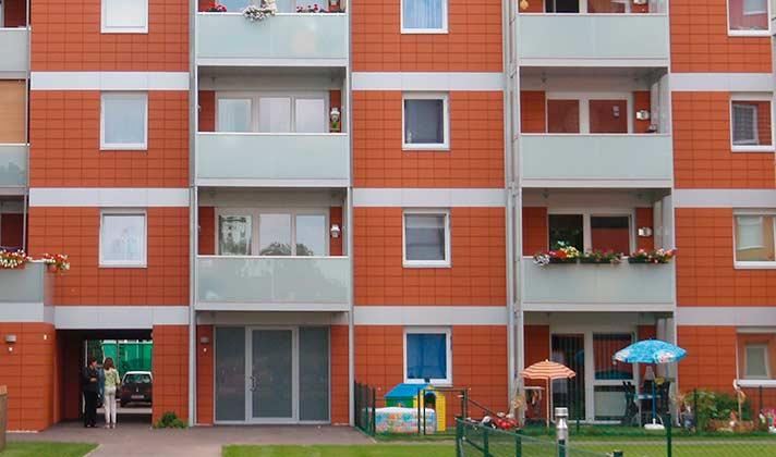 Semmelweisstraße 40, 42, 54, 56, 62