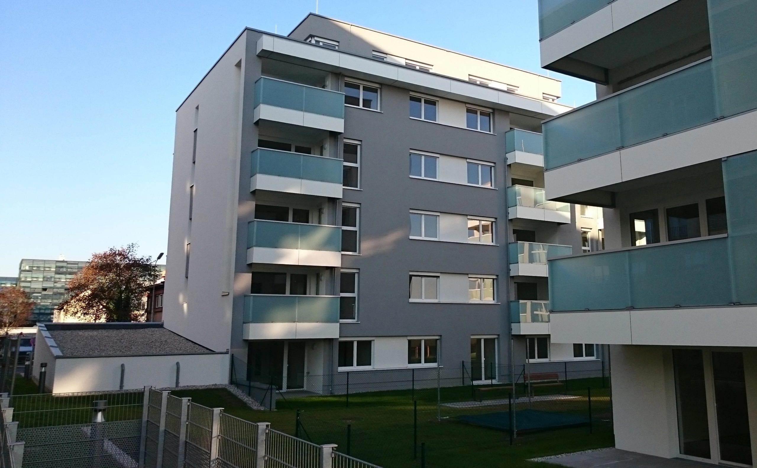 Rosenbauerstraße 6, 6a, 8, 8a